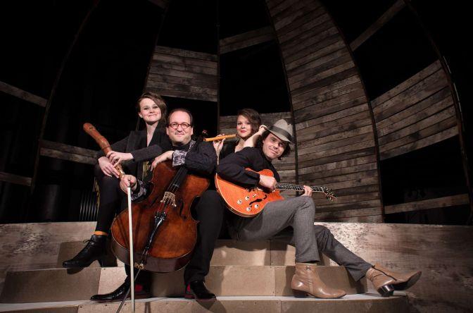 FREIRAUM SYNDIKAT baroque jazz chamber group