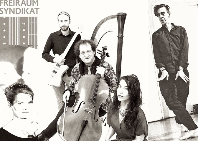 FREIRAUM SYNDIKAT music lyric dance project
