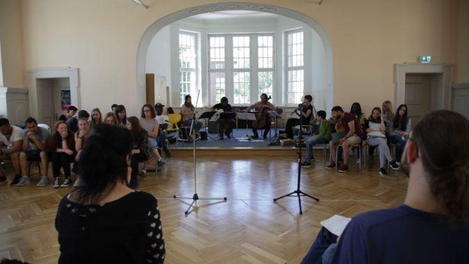 FREIRAUM SYNDIKAT music lab